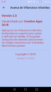Villancicos Infantiles Screenshot