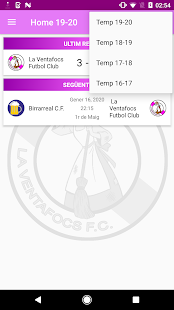 Download La Ventafocs F.C. For PC Windows and Mac apk screenshot 4