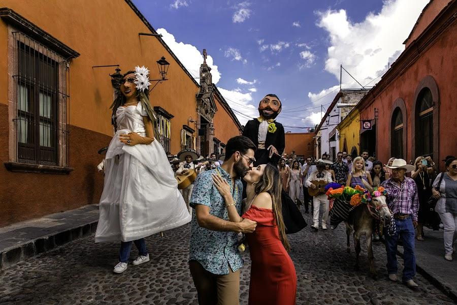 Свадебный фотограф Gustavo Liceaga (GustavoLiceaga). Фотография от 12.06.2019