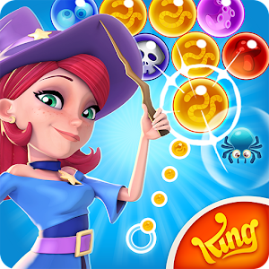 Bubble Witch 2 Saga MOD APK 1.69.3 (Unlimited Boosters/Lives/100 Moves)