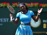 Serena Willaims blijft positief na zware nederlaag tegen Konta
