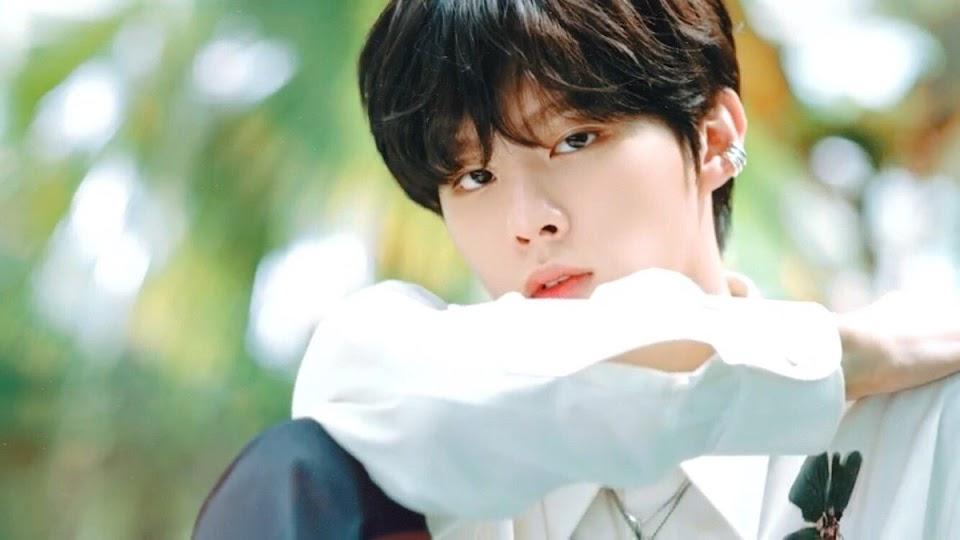 kim woo seok bts v 3