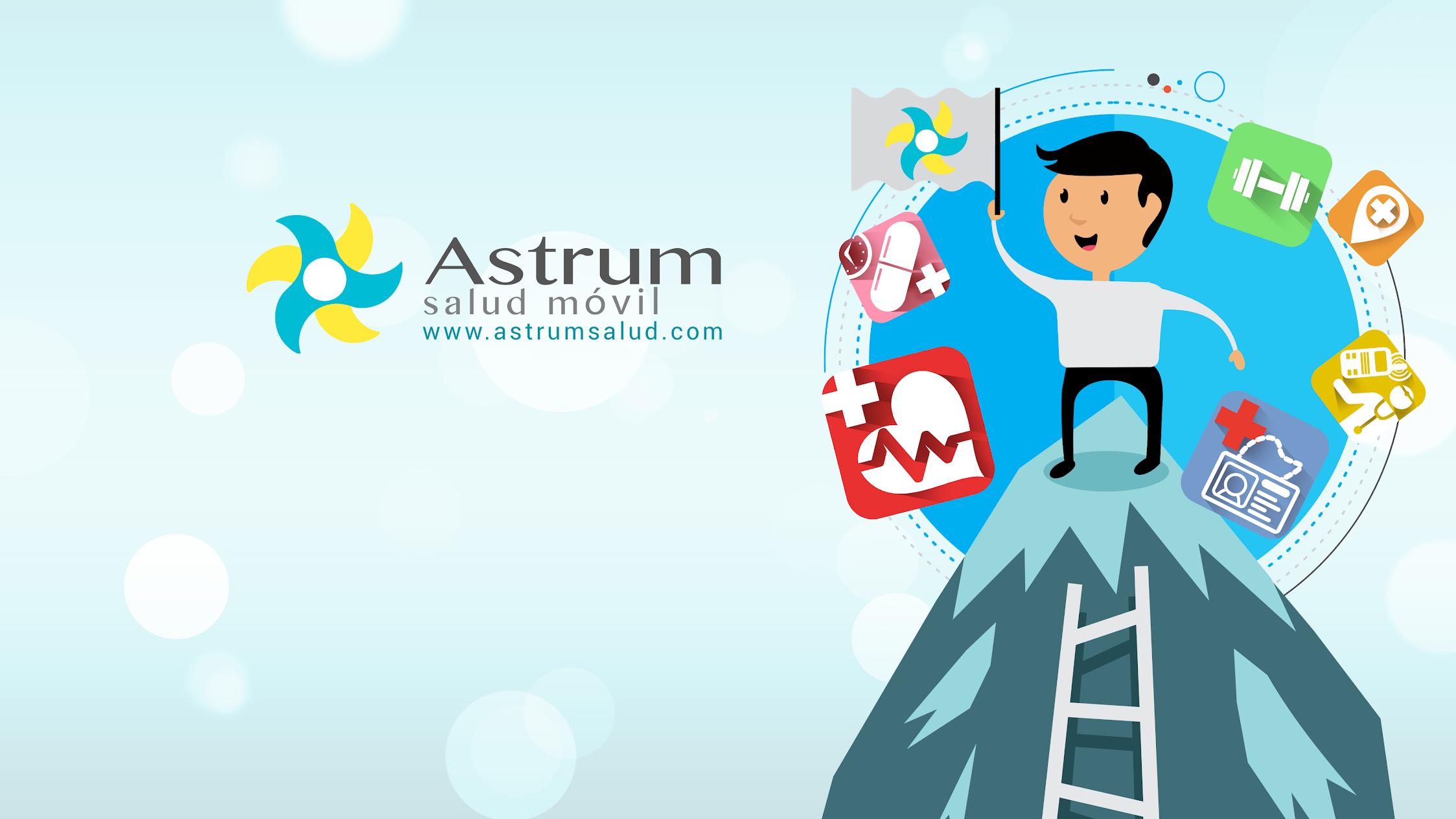 Astrum Salud Móvil - Medicina y Educación