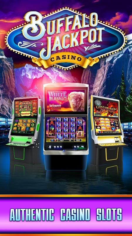 Jackpot slot machine games