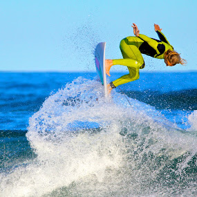 Air by Julie Steele - Sports & Fitness Surfing ( steele, air, surf )