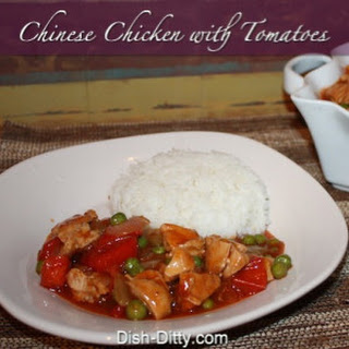 Chinese Tomato Chicken Recipes.