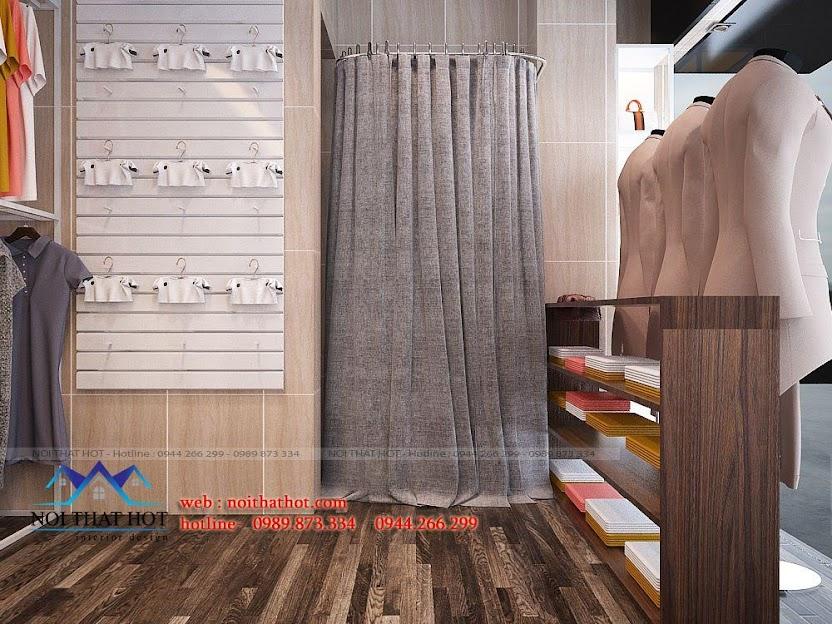 thiết kế shop thời trang líchuwj
