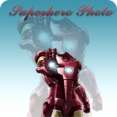 Superhero Photo Montage