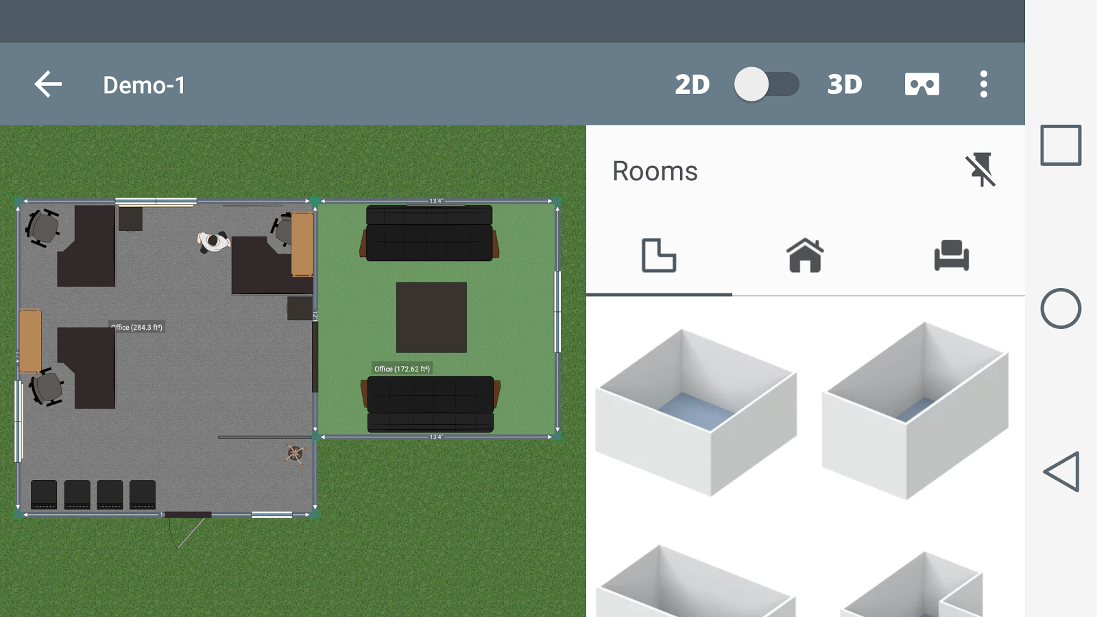 Office design android apps on google play for Floor plan creator mod apk