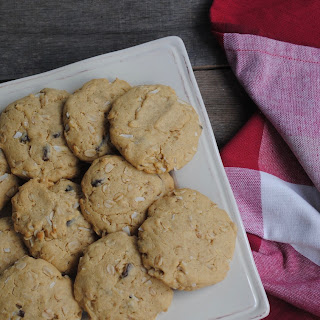 Breakfast Cookies with Chickpea Flour.