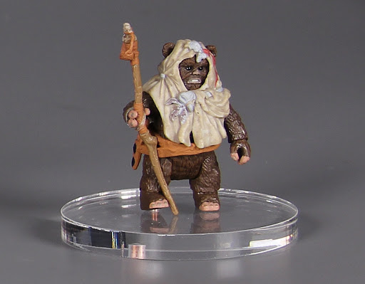 Action figure:Star Wars Legacy: Paploo