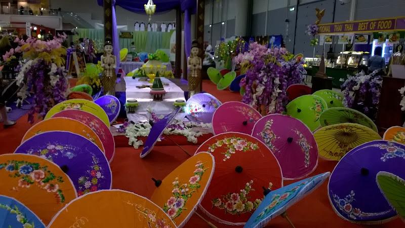 ombrellini colorati di khaled