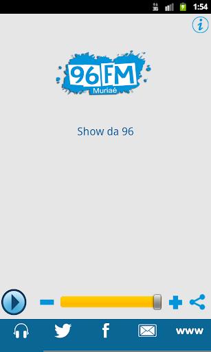 96 FM Muriaé