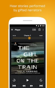 Audiobooks from Audible Screenshot 2