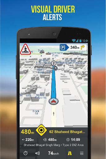 NaviMaps: 3D GPS Navigation 3.0.3 Screenshots 5