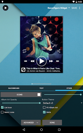 Poweramp Music Player (Trial) 2.0.10-build-588-play screenshots 19