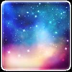 Flying Stars Live Wallpaper Icon