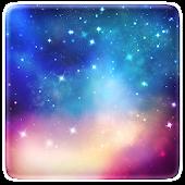 Flying Stars Live Wallpaper