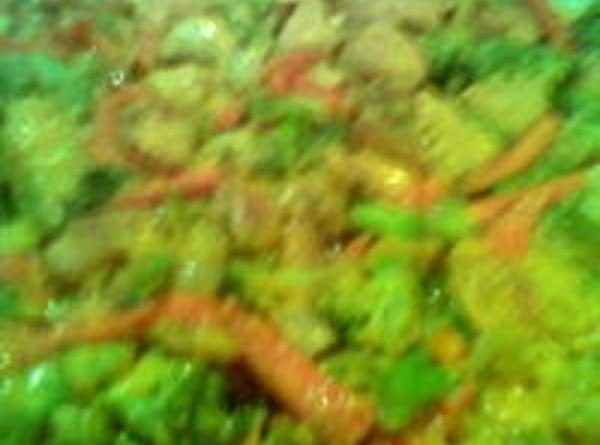Faye's No Carb Chicken And Veggie Stirfry Recipe