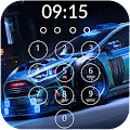 Street Racing Lock Screen & Wallpaper APK