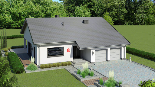 projekt Dom przy Przyjemnej 20