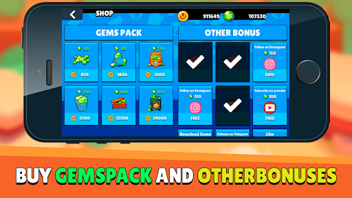 Box Simulator for BrawlStars 2.3.2 screenshots 6