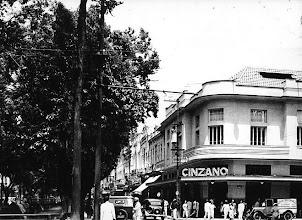 Photo: Casa D`Ângelo na década de 30.
