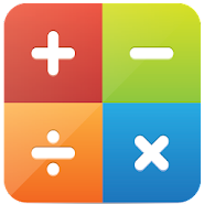 Calculator very fast & simple APK icon