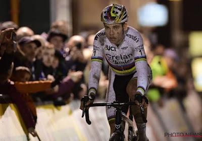"""Wout Van Aert ziet zijn grote concurrent opnieuw flitsen: """"Ik wist dat Mathieu zou terugkeren"""""""