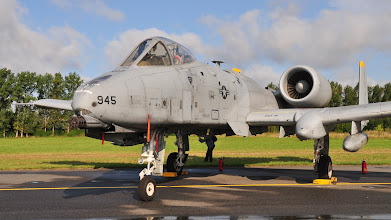 Photo: A-10 Thunderbolt II