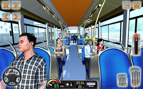 Dj. Driving King Bus Simulator: Bus Driving Games 4