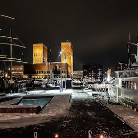 Oslo by Tom Erik Frydenlund - Buildings & Architecture Public & Historical ( building architecture )