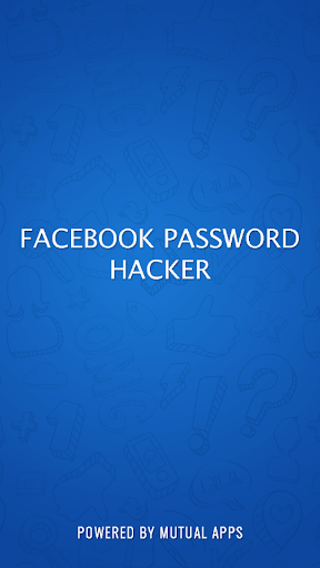 FBいたずらのパスワードハッカー