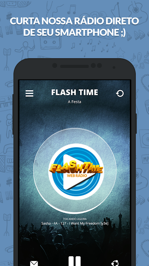 Flash Time Online: captura de tela