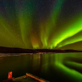 Austertana by Jonas Bohlin - Landscapes Starscapes