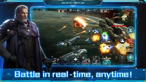 Galactic Frontline:リアルタイム SFストラテジーゲーム  captures d'écran 2