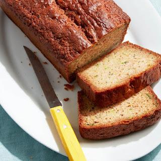 Classic Zucchini Loaf.