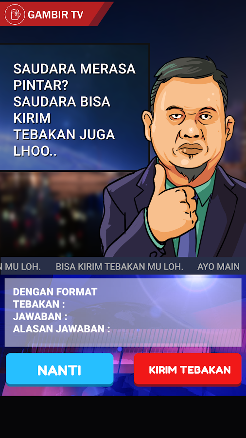 TTS Lontong- screenshot