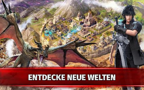 Final Fantasy XV kostenlos spielen