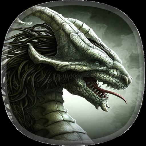 ドラゴンの壁紙 個人化 App LOGO-硬是要APP