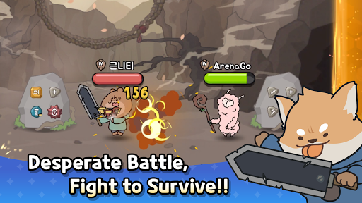 Arena Go apklade screenshots 1