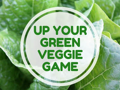 Up Your Green Veggie Game