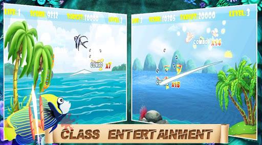 Ninja Fish - Fish Cut 1.0.2 screenshots 3