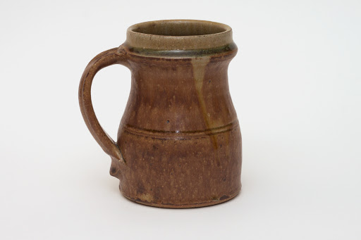 Mike Dodd Large Ceramic Tankard 013