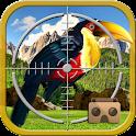VR Bird Sniper Safari Hunting icon