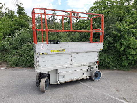 Picture of a JLG 2630ES