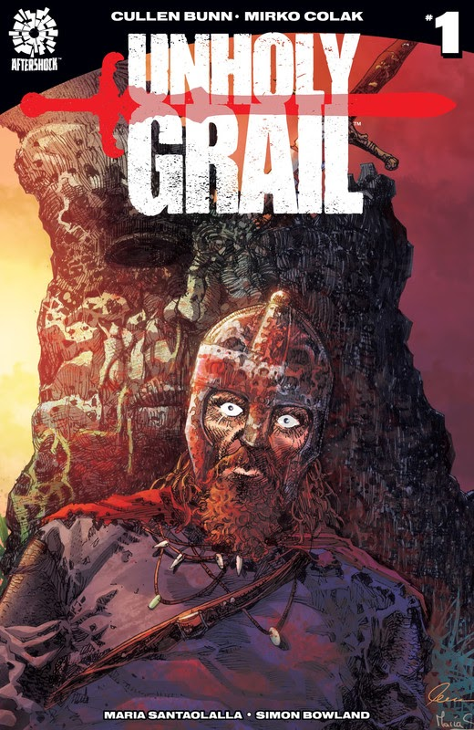 Unholy Grail (2017) - complete