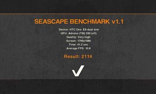 玩免費工具APP|下載Seascape Benchmark app不用錢|硬是要APP