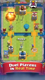 Clash Royale 1.9.7 [Unlimited Money] MOD Apk 8