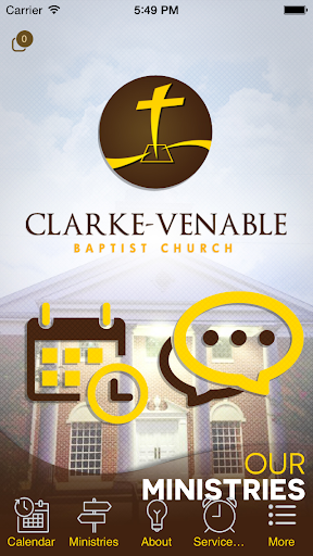 Clarke Venable Baptist Church
